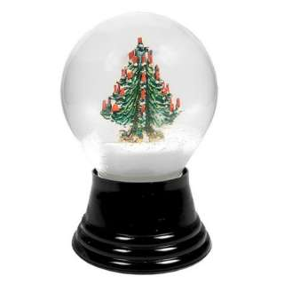 Medium Christmas Tree Snow Globe Christmas Decor