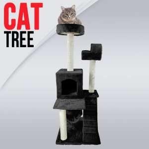 50 Cat Tower Tree w/ Condo Scratcher Furniture Kitten