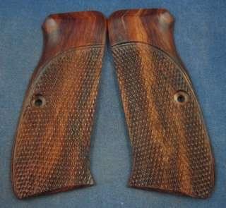 CZ 75 Wood Grips