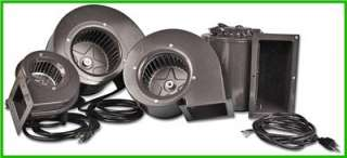 Dayton Blower 131 CFM Exhaust Fan   Hydroponics