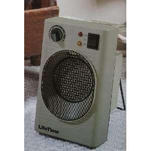 Del Rain Ceramic Disc Furnace Indoor Space Heater