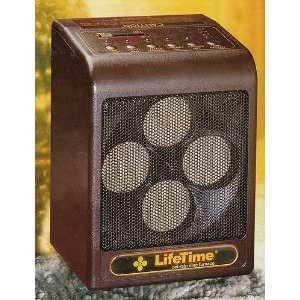 Lifetime Del Rain Disc Furnace Indoor Space Heater