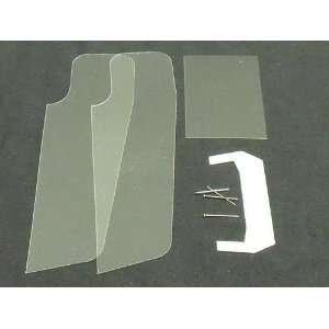 Kelly   Wing Air Control Kit (6 Kits) (Slot Cars) Toys
