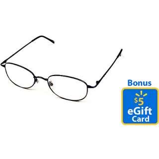 385bd9ff65 Foster Grant Magnivision Reading Glasses TI4 + Bonus  5 eGift Card ...