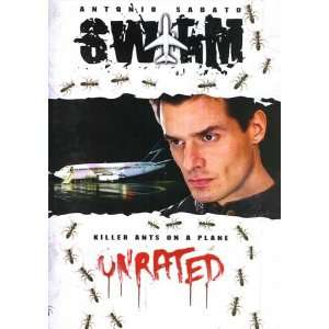 Destination: Infestation (A.K.A. Swarm): Antonio Sabato Jr