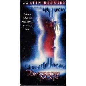 Tomorrow Man [VHS] Corbin Bernsen, Morgan Rusler Movies & TV