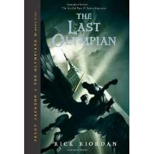 By Rick Riordan: The Last Olympian (Percy Jackson & the