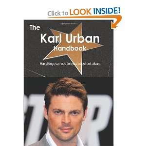 The Karl Urban Handbook   Everything you need to know about Karl Urban