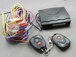 Car Keyless Entry Remote Central Locking Door Kit NEW