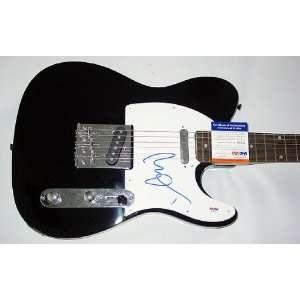Kinks Ray Davies Autographed Signed Guitar PSA/DNA COA