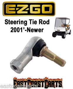 EZGO Golf Cart 2001 Newer Steering Tie Rod End (right hand thread