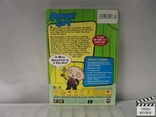 Family Guy   Volume 4 (DVD, 2009, 3 Disc Set) 024543382096