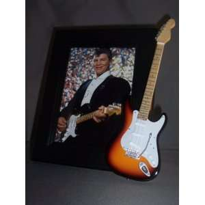 RITCHIE VALENS Guitar Picture Frame