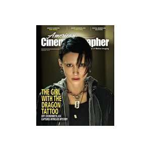 01) Rooney Mara; The Girl With the Dragon Tattoo staff writers Books