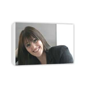 Suranne Jones   Canvas   Medium   30x45cm: Home & Kitchen