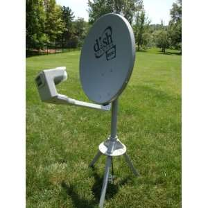 Dish Network DISH500 Portable Satellite Kit for Campers