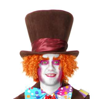 Boys Electric Mad Hatter Halloween Costumes Hat