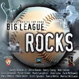 Big League Rocks, Various Artists   Pop Rock