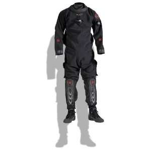 Hollis BX200 Rear Entry Drysuit: Sports & Outdoors