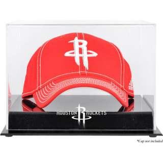 NBA   Houston Rockets Acrylic Cap Logo Display Case