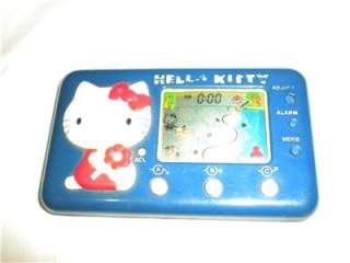 VINTAGE SANRIO TOMY HELLO KITTY LCD GAME VERY RARES