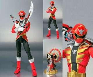 Rangers S.H. Figuarts Kaizoku Sentai Gokaiger Go kai Red Action Figure