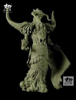Ox Demon King   Resin Garage Model Kit, Fewture Takeya