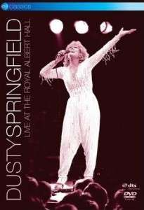 DUSTY SPRINGFIELD LIVE AT THE ROYAL ALBERT HALL NEW DVD 5036369806491