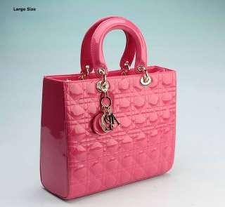 Leather New Womens Vintage Large Handbag Purse Hobo Tote Messenger Bag