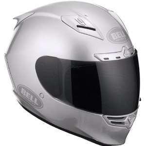 Bell Star Street Full Face Motorcycle Helmets Metallic Silver