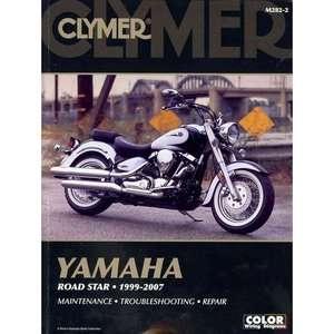 Clymer Yamaha Road Star 1999 2007, Scott, Ed