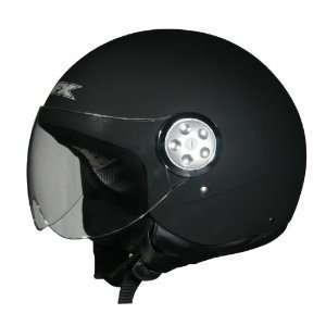 AFX FX 42 Pilot Helmet , Color Black, Size XS 01030515