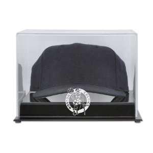 Mounted Memories NBA Team Logo Cap Display Case Sports