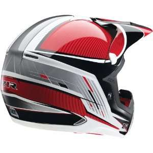Z1R Nemesis Helmet Full Face Mens Red X Small: Sports