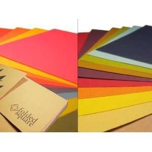 1000 sheets Pantone Origami Paper   Complete Colour