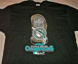 FLORIDA Marlins VINTAGE 2003 World Series Champions MLB Authentic