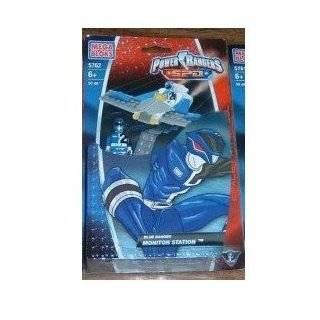 Mega Bloks   Power Rangers SPD   BLUE RANGER #5762