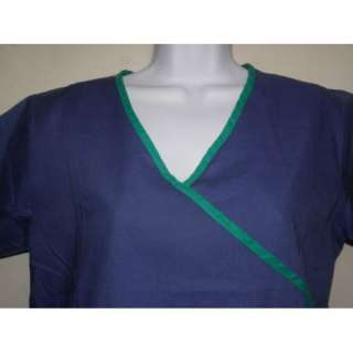 BOTTOMS Medical Uniform Scrub Top Shirt Size S M L XL 2XL 3XL