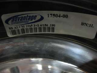Innova Sand Gear ATV Wheel Tire Double Rib 10x5 4 156