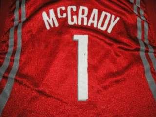 TRACY MCGRADY 1 Houston Rockets NBA Basketball Jersey Boys Girls Youth