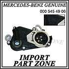 MERCEDES BENZ AUTOMATIC TRANSMISSION NEUTRAL SAFETY SWITCH GENUINE