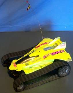 FAST TRAXX TURBO RADIO CONTROL (R/C) by TYCO + REMOTE + BATTERY